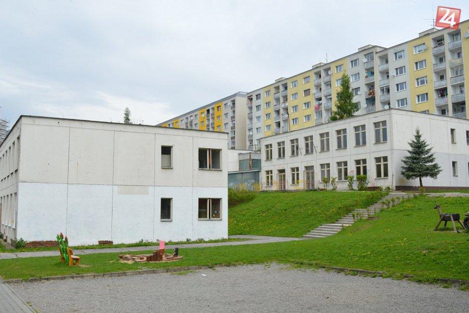 V OBRAZOCH: Rekonštrukcia Materskej školy na Tatranskej ulici