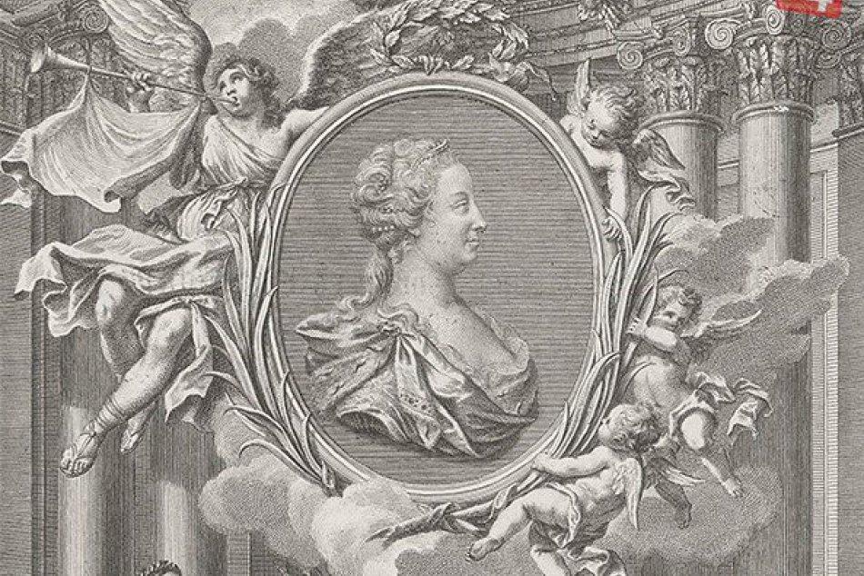 Album Mária Terézia