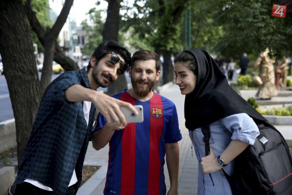 KURIOZITA DŇA: Iránec akoby Lionelovi Messimu z oka vypadol