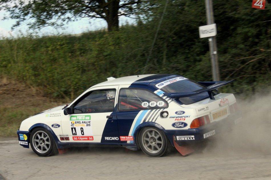 Legenda motoršportu Stig Blomqvist mieri na Rallye Tatry
