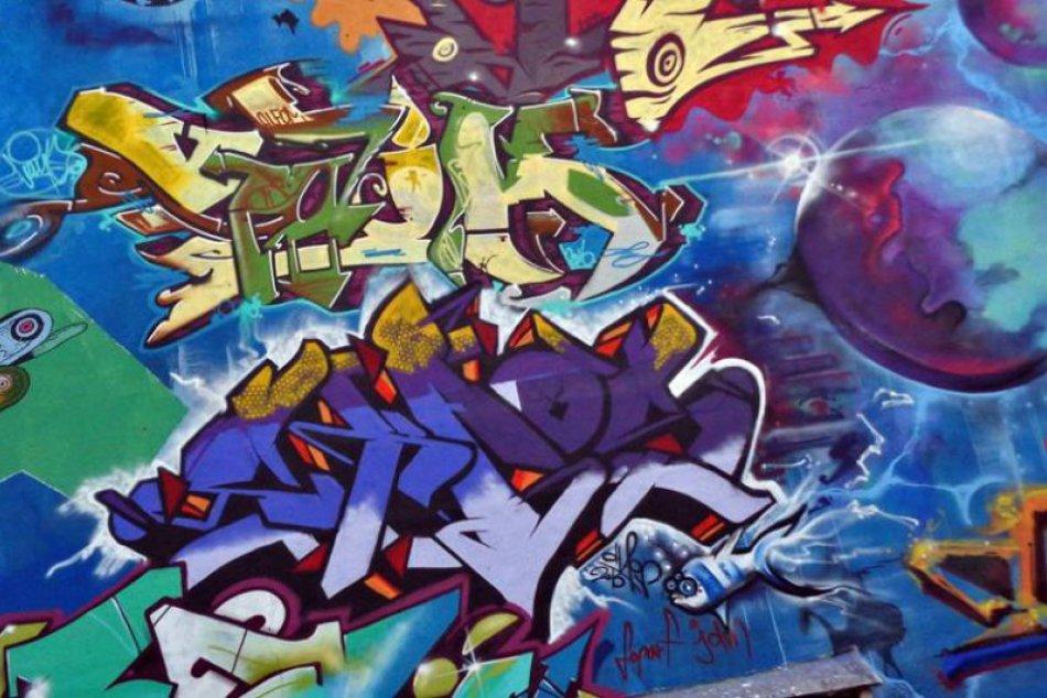 V OBRAZOCH: Fopart Streetculture jam 2