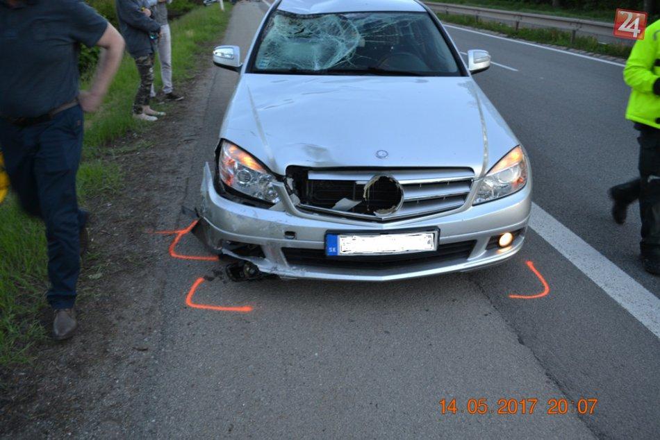 Smrteľná dopravná nehoda v Košiciach