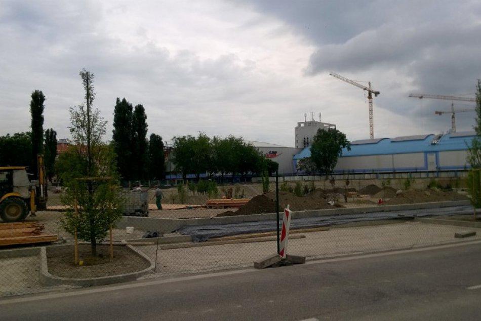 Športpark JAMA (máj, 2017)