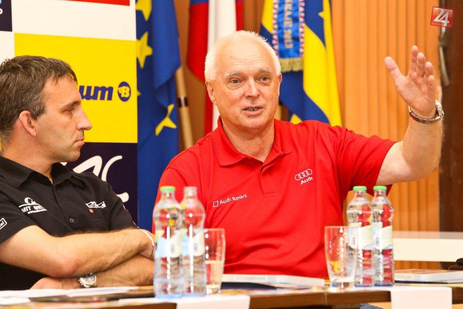 Do Popradu príde trojnásobný víťaz pretekov Leo Pavlík