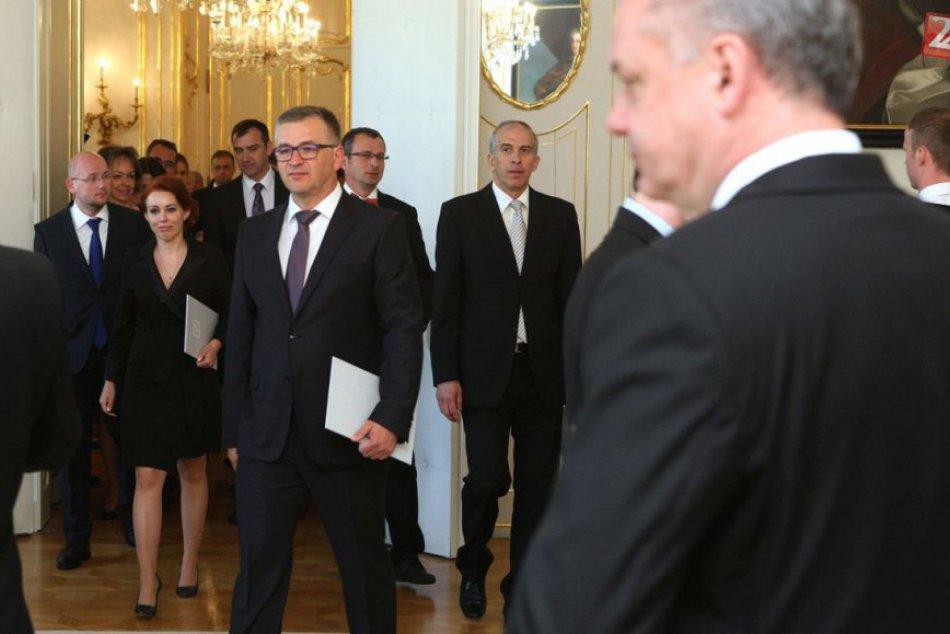 Prezident Kiska vymenoval 30 nových profesorov