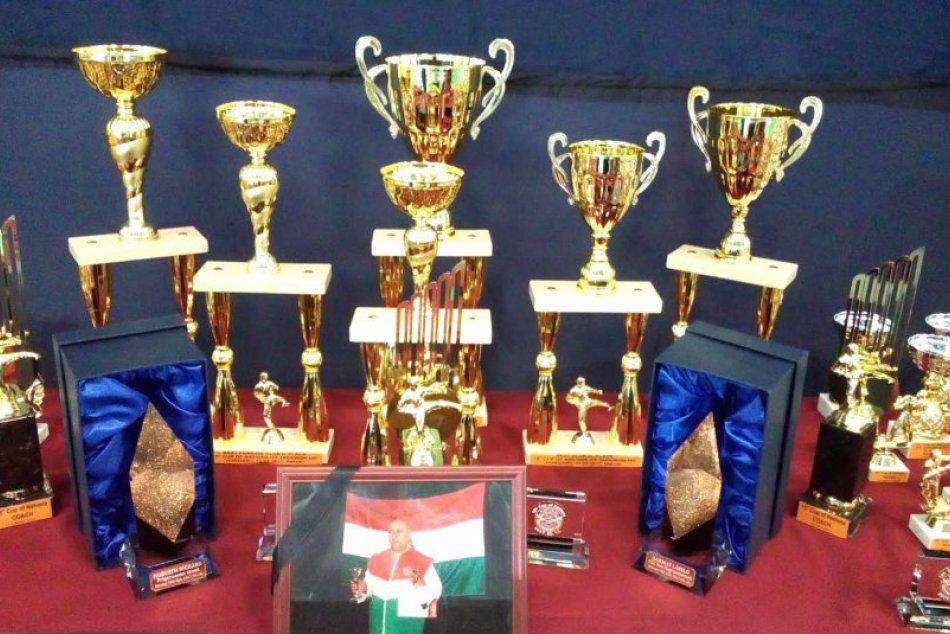 OBRAZOM z turnaja Cup of Nations - Memoriál Ištvána Végsö