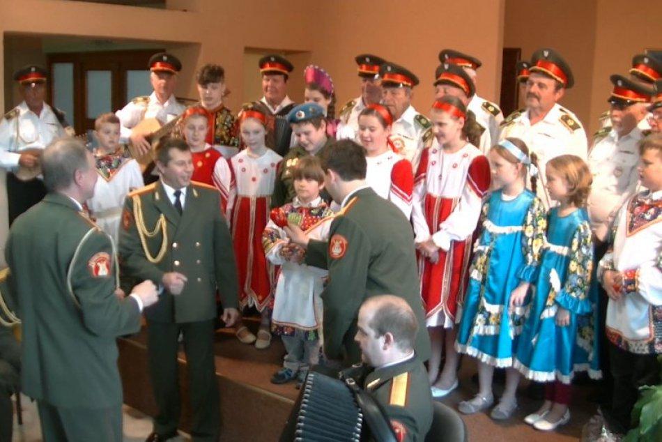 Alexandrovci v popradskej ZUŠ 05/2017