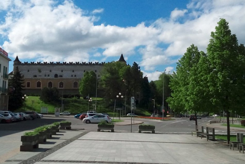 V OBRAZOCH: Pamiatky v centre Zvolena