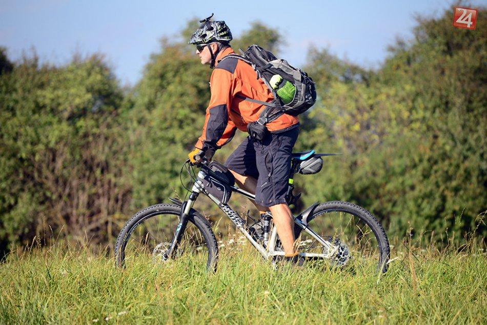 Dovolenka na Slovensku a na bicykli