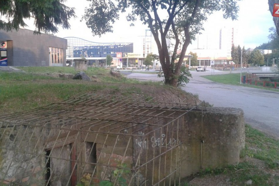 Považskobystrický bunker sa má zmeniť: Takto vyzerá aktuálne