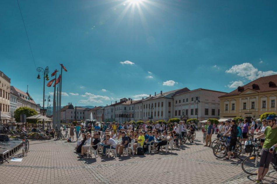 V OBRAZOCH: Do práce na bicykli 2017 - vyhodnotenie kampane