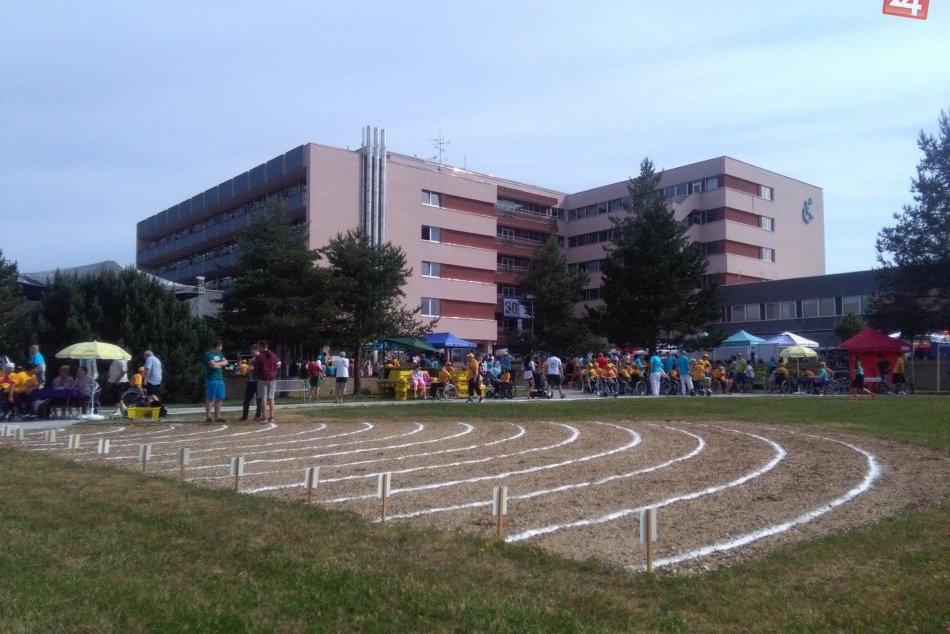 V OBRAZOCH: Športové hry v Kováčovej