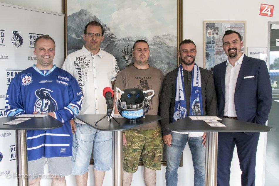 Žrebovanie hokejbalového turnaja fanklubov