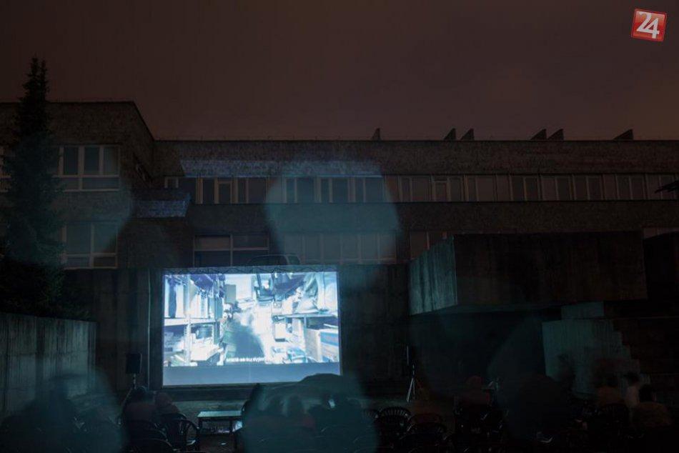 V OBRAZOCH: Bystrické Kino v bazéne opäť ožíva