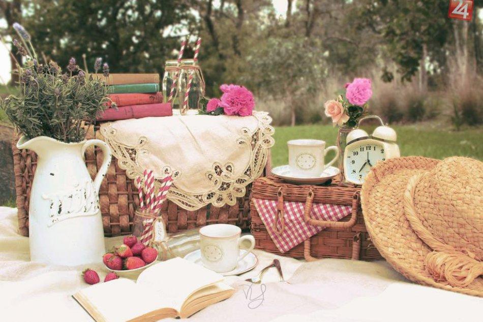 Dobový piknik