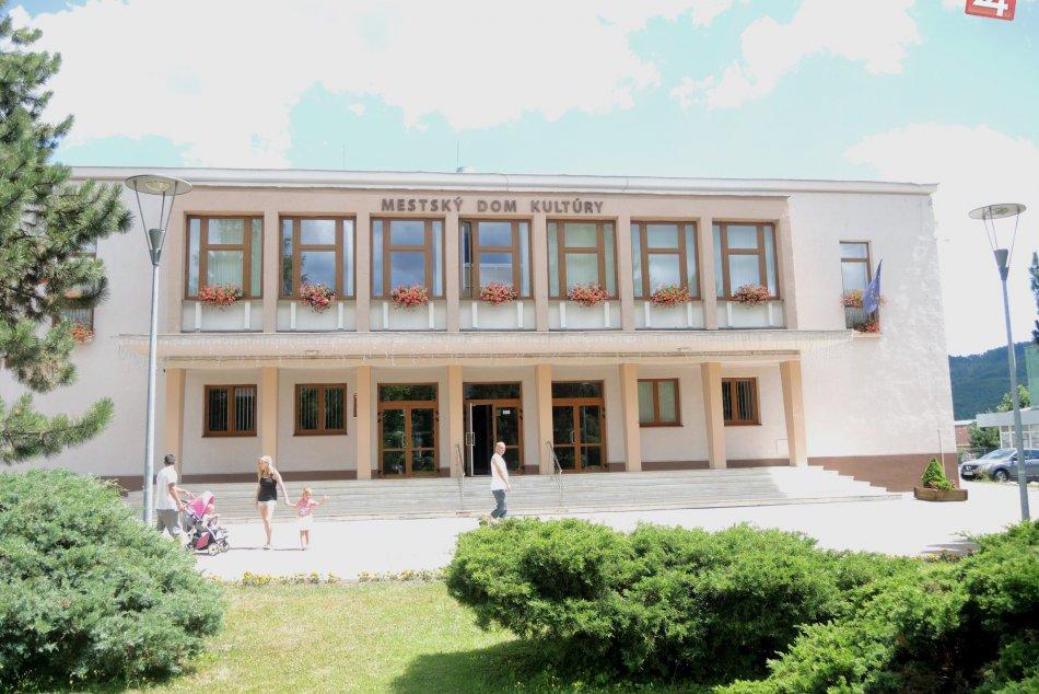 V OBRAZOCH: Mestské kultúrne stredisko sa dočkalo obnovy