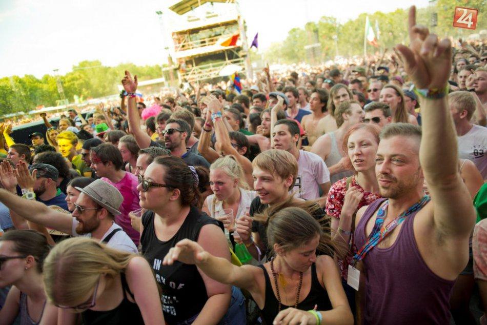 V OBRAZOCH: Letné festivaly
