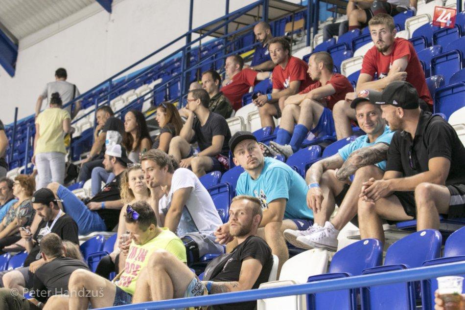 12. ročník Hokejbalového turnaja fanklubov - Sobota