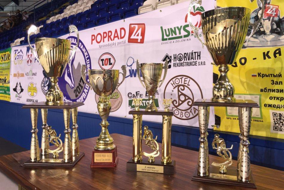 12. ročník Hokejbalového turnaja fanklubov - Nedeľa