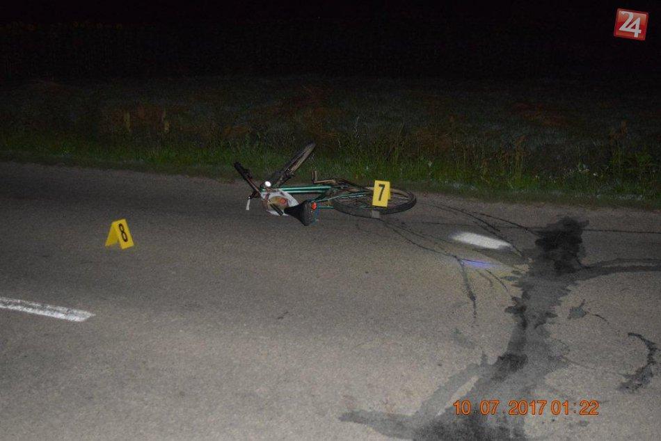 Polícia: V Michalovskom okrese došlo k zrazeniu ležiaceho muža (†34), FOTO