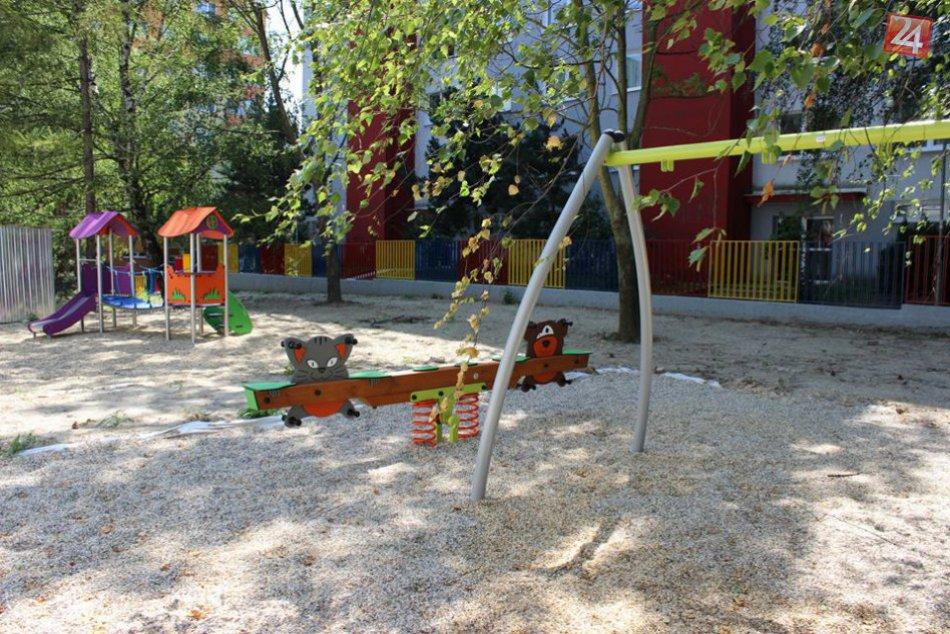 Nová Materská škola na Fedákova v Dúbravke