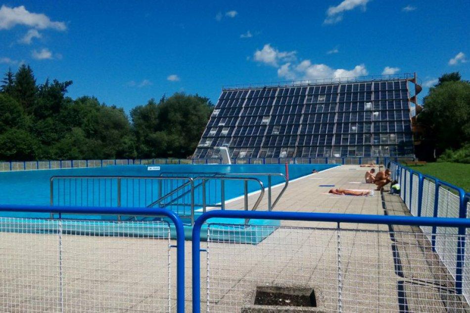 V OBRAZOCH: Zvolenské kúpalisko Neresnica počas sezóny