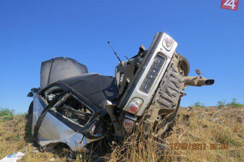 Obrovská tragédia: Na ceste medzi Nitrou a Moravcami zahynul chlapec (†17)