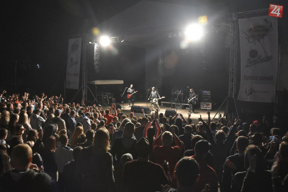 OBRAZOM: Aj takto to vyzeralo na festivale na Šírave