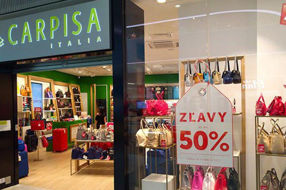 Nákupy All inclusive v Brratislave: Počas celého leta zľavy aj lakavé podujatia