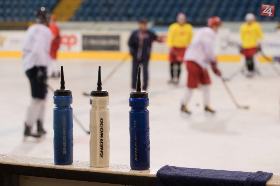 V OBRAZOCH: Príprava hokejistov HKM Zvolen