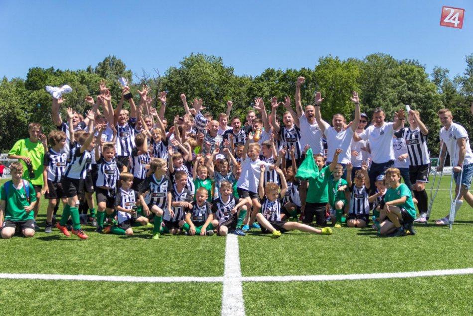 Futbalisti FC Petržalka Akadémia