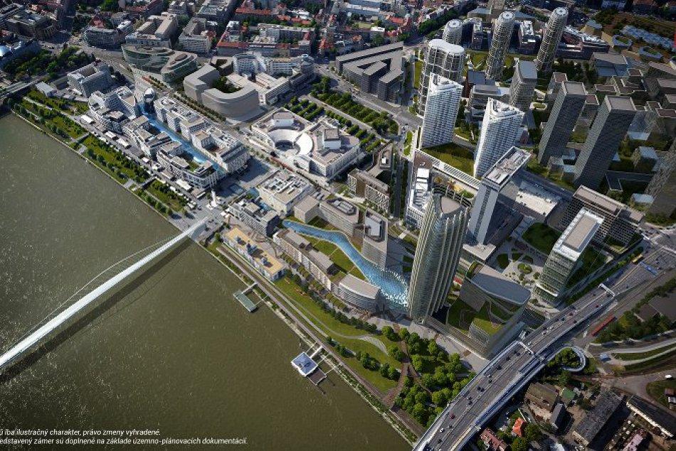 Spojená Bratislava - J&T Real Estate
