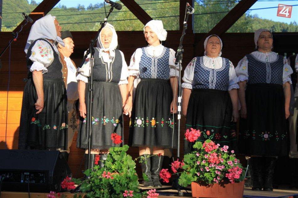 Praznovské folklórne slávnosti: Takto to na podujatí vyzerá