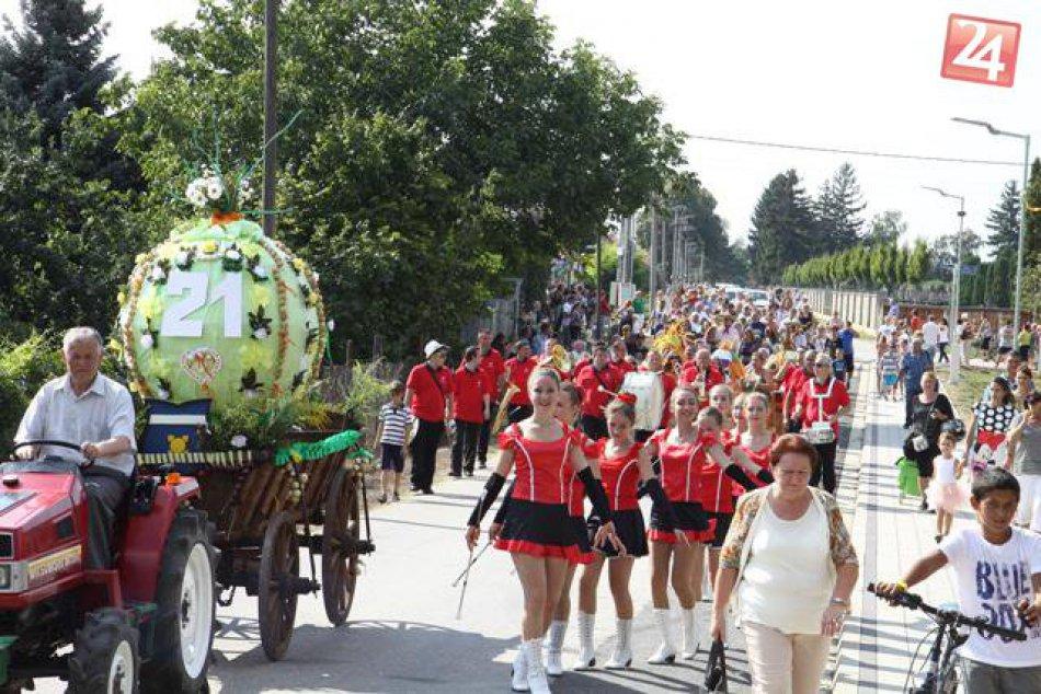 OBRAZOM: 21. ročník Cibuľových slávností v Maduniciach