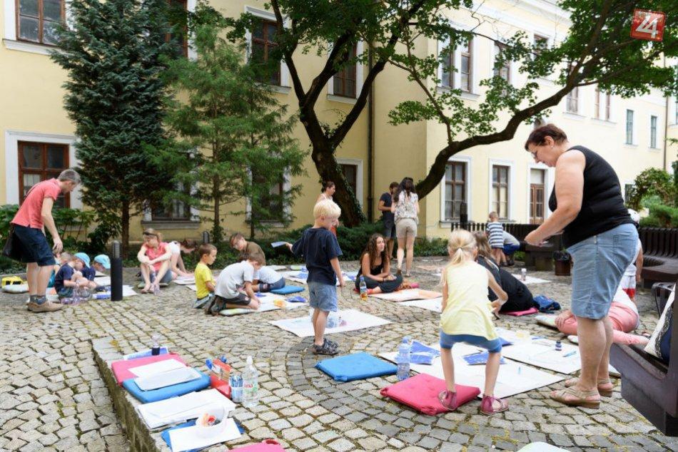 Deti môžu byť cez prázdniny kreatívne: Priestor majú v Nitrianskej galérii, FOTO