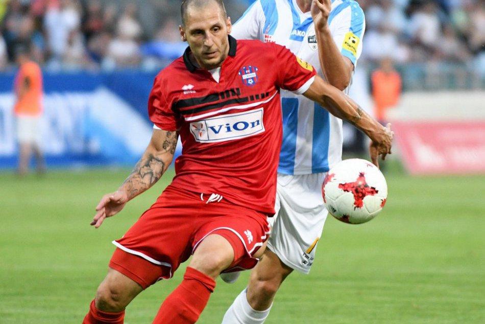 Regionálne derby pozná víťaza: Nitra si poradila so Zlatými Moravcami, FOTO