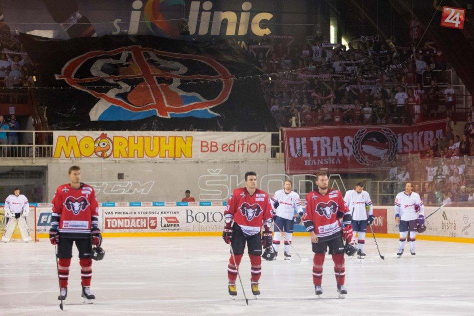 V OBRAZOCH: Barani nedali doma Slovanu šancu, zvíťazili 5:2