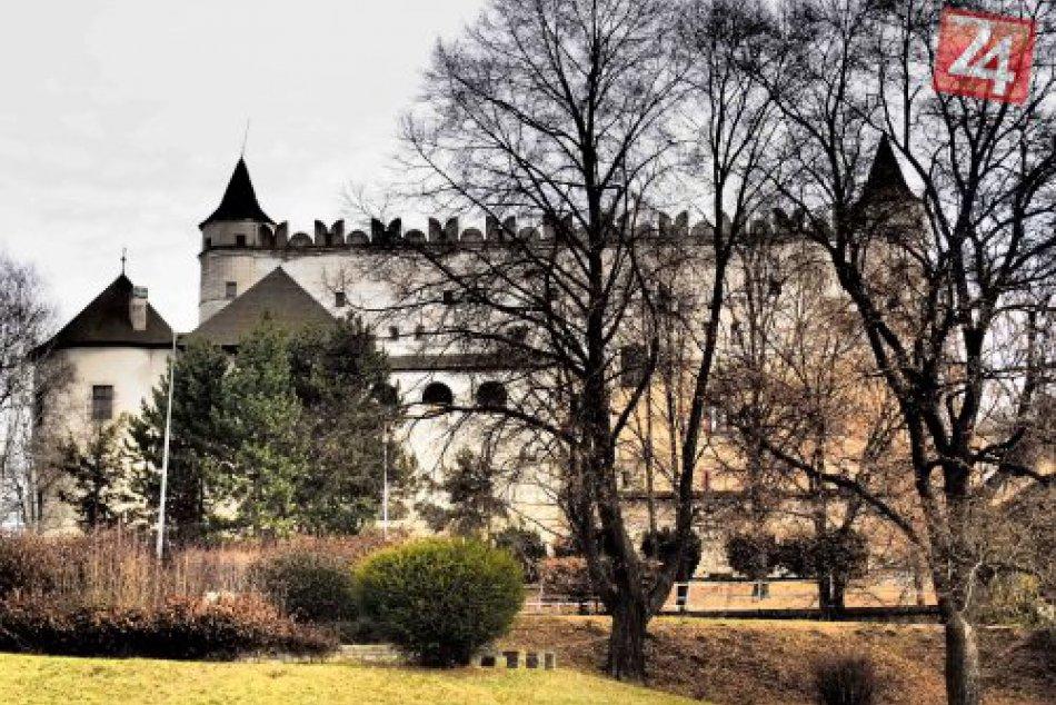 V OBRAZOCH: Krásne zábery nášho mesta od Zvolenčana Jaroslava
