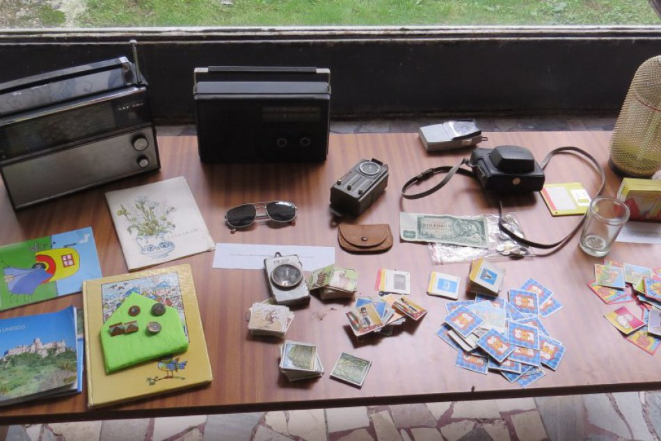 FOTO: Na Zemplínskej šírave môžete zočiť aj rôzne retro predmety, veď sledujte..