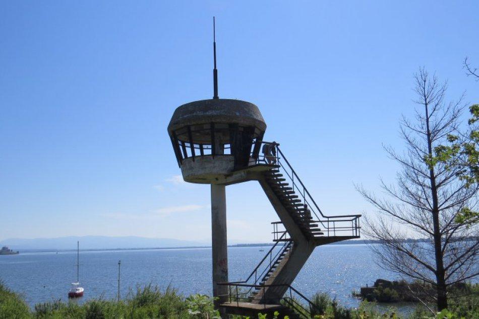 FOTO: Vyhliadková veža na Šírave? Chcú ju zrekonštruovať!