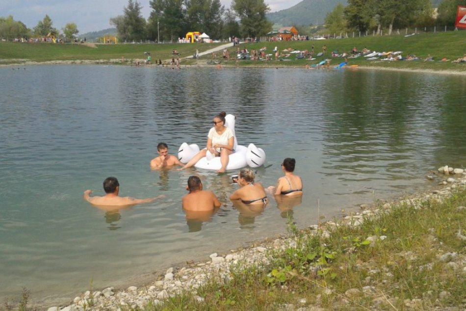Podhradské more: Deň otvorených brán na jazere v Považskom Podhradí