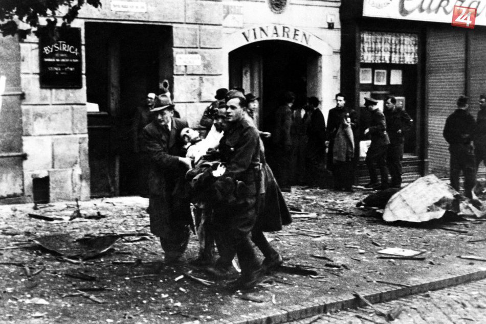 Dobové fotografie zachytávajú partizánov: Od SNP ubehlo 73 rokov