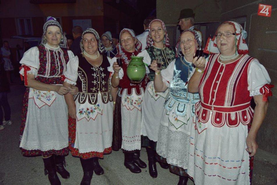 Obrazom: Gemerský folklórny festival v Rejdovej
