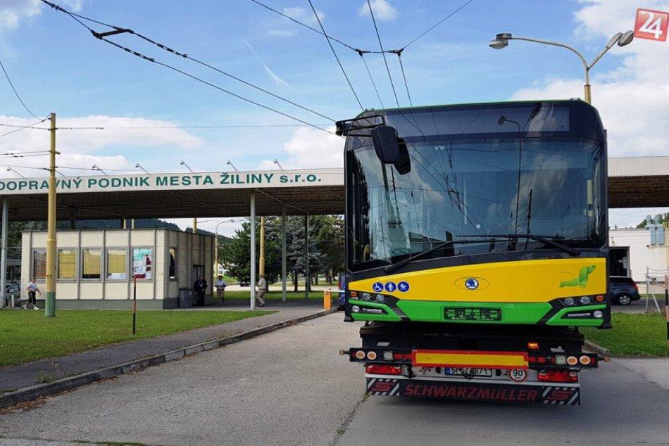 Trolejbus Škoda 27 Tr Solaris
