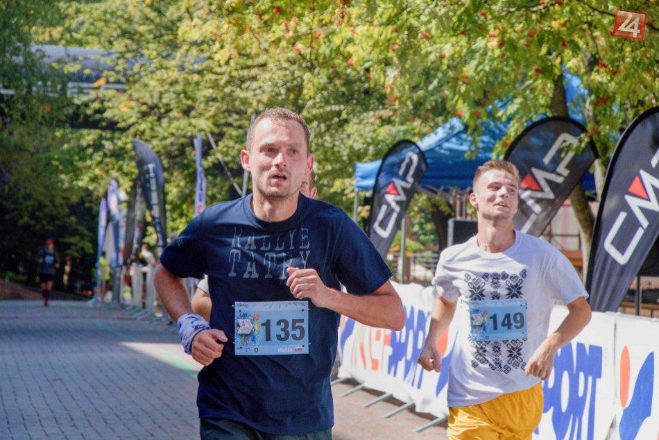 Primátorská desiatka a Podtatranský polmaratón 09/2017