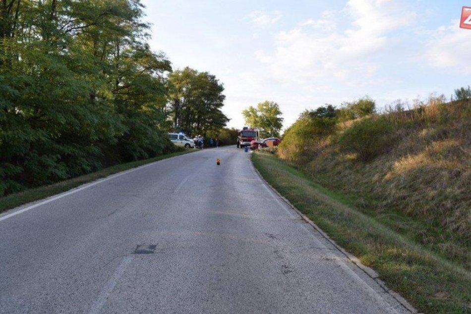 FOTO: Stala sa tragická nehoda. Vyhasol život mladého muža z Trnavy
