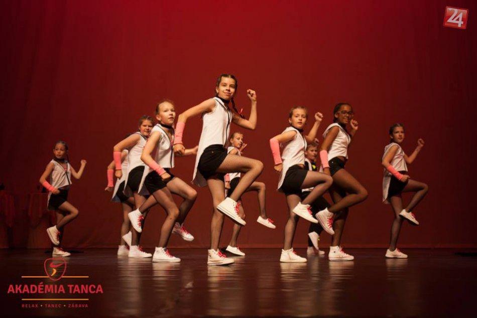 Jeseň v Akadémii tanca s kopou noviniek pre deti: Zapojte sa do SÚŤAŽE a hrajte