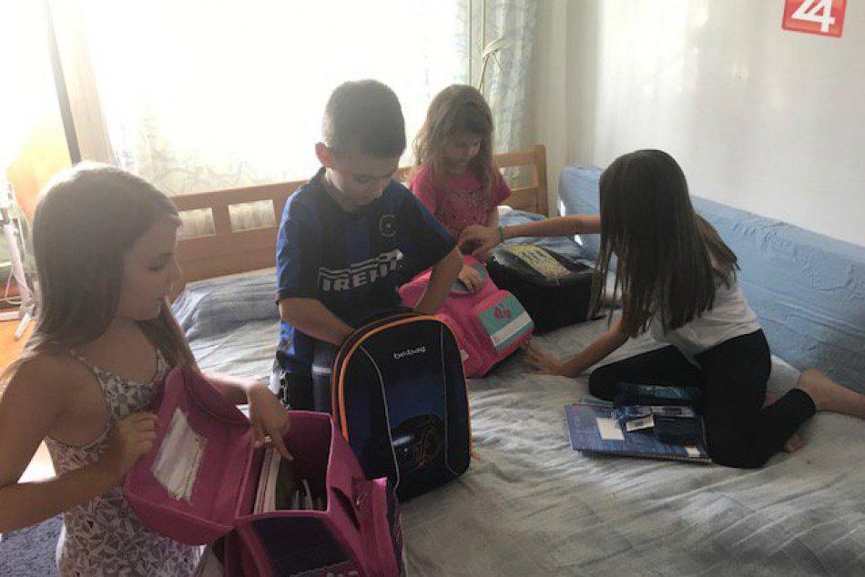 Herlitz a portály rodinka.sk a dnes24.sk pripravili do školy 50 detí