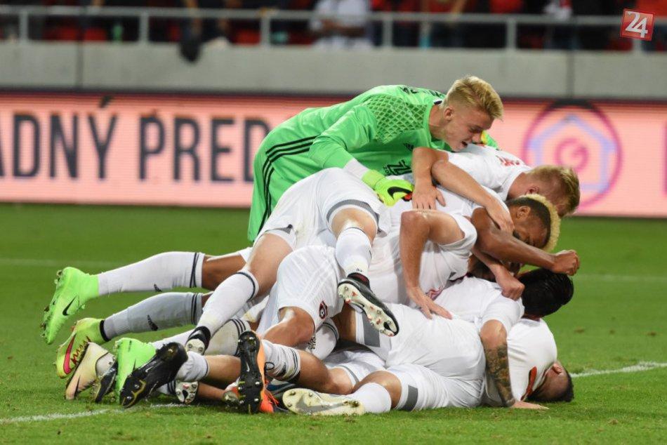 Nitra s prvou prehrou v sezóne: O bod ju pripravila Trnava v závere zápasu, FOTO