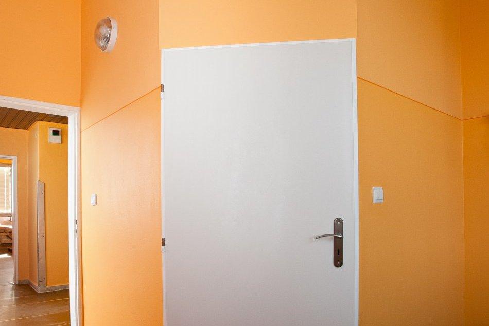 UNLP: V priebehu prázdnin bola realizovaná prestavba celkovo 4 izieb.